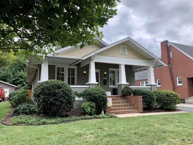1108 Euclid Avenue, Bristol, VA 24201 (MLS #9928683) :: Highlands Realty, Inc.