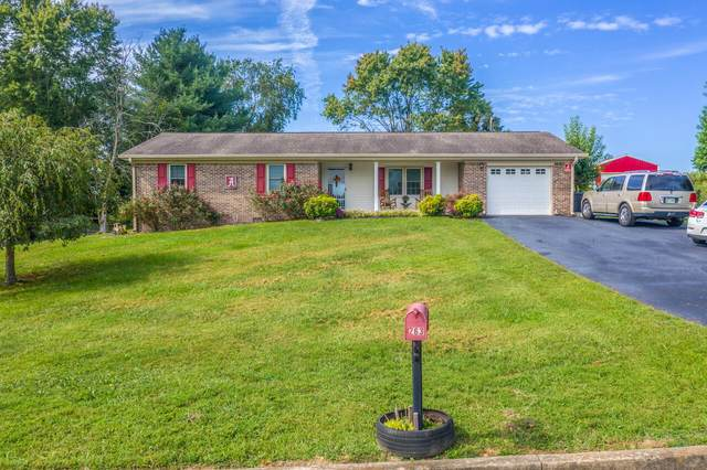 263 Sycamore Drive, Bluff City, TN 37618 (MLS #9928704) :: The Lusk Team