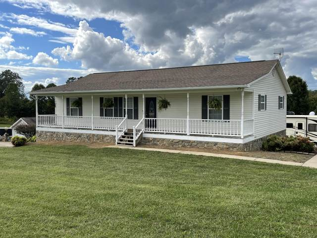 35 Lee Shelton Lane, Afton, TN 37616 (MLS #9928709) :: Highlands Realty, Inc.