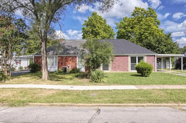 317 Cherokee Village Drive, Kingsport, TN 37660 (MLS #9928727) :: Conservus Real Estate Group