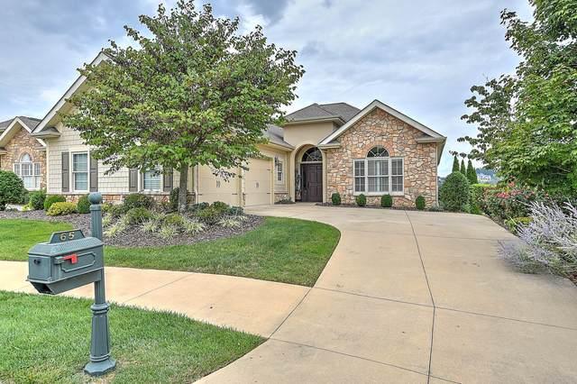 65 Cypress Ridge Court, Jonesborough, TN 37659 (MLS #9928736) :: Red Door Agency, LLC