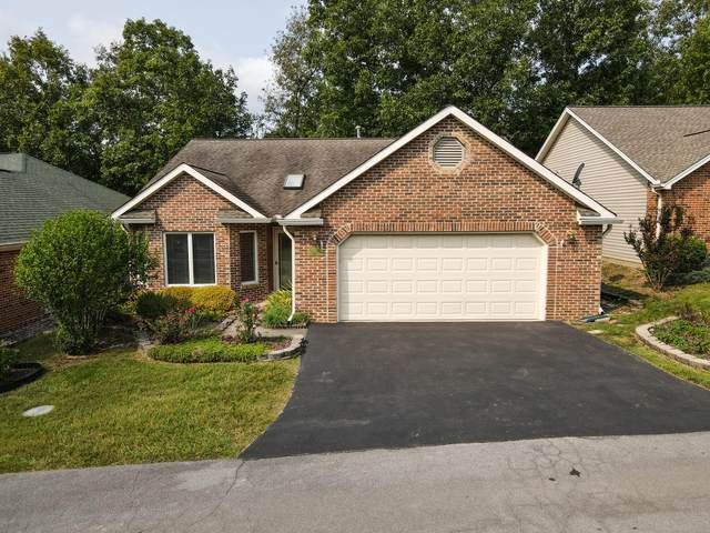 512 Willowbrook Trace #512, Kingsport, TN 37660 (MLS #9928739) :: Conservus Real Estate Group