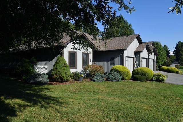 110 Hampton Drive #110, Bristol, TN 37620 (MLS #9928790) :: Red Door Agency, LLC