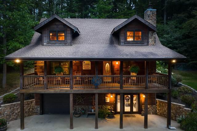 371 Tiger Creek Road, Roan Mountain, TN 37687 (MLS #9928796) :: Highlands Realty, Inc.