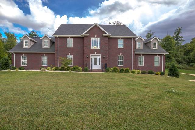 1486 Dry Creek Road, Elizabethton, TN 37643 (MLS #9928816) :: Highlands Realty, Inc.