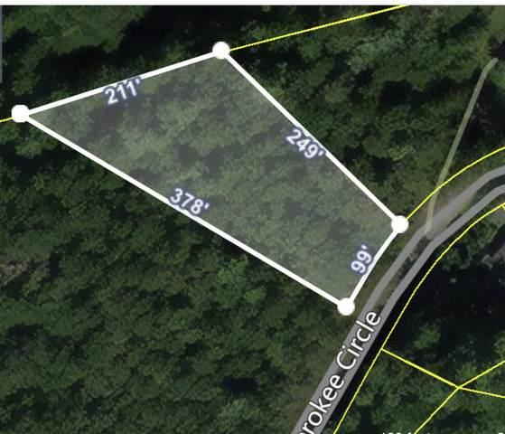 0 Cherokee Circle, Erwin, TN 37650 (MLS #9928821) :: The Lusk Team
