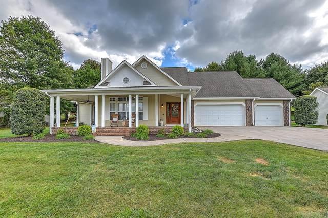 372 Parker Lane, Kingsport, TN 37660 (MLS #9928830) :: Red Door Agency, LLC
