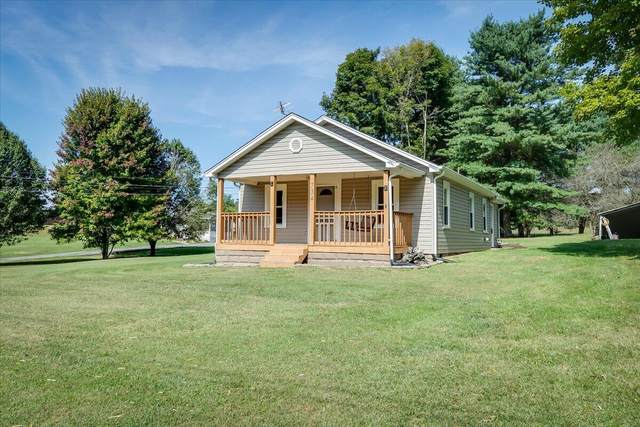 734 Big Hollow Road, Blountville, TN 37617 (MLS #9928838) :: Highlands Realty, Inc.