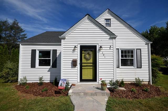 201 I Street, Elizabethton, TN 37643 (MLS #9928841) :: Highlands Realty, Inc.