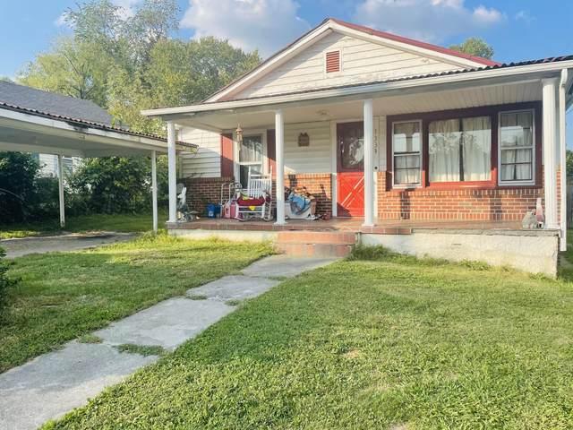 1333 Columbia Road, Bristol, TN 37620 (MLS #9928879) :: Highlands Realty, Inc.