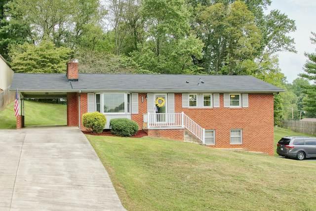 4405 Cedarwood Drive, Kingsport, TN 37664 (MLS #9928987) :: Bridge Pointe Real Estate
