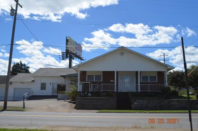 211 Elm Street, Johnson City, TN 37601 (MLS #9929005) :: Bridge Pointe Real Estate