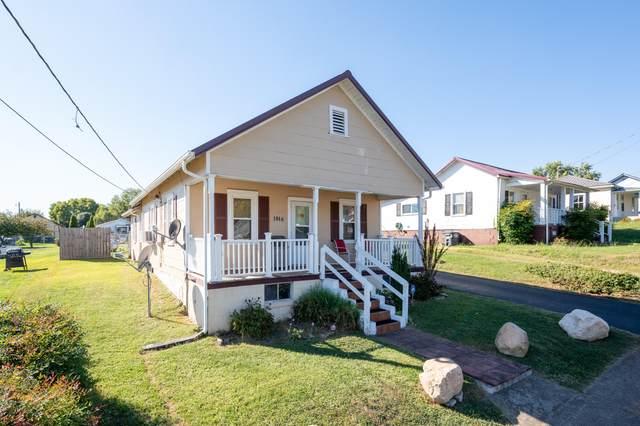 1016 Fairview Avenue, Kingsport, TN 37660 (MLS #9929130) :: Red Door Agency, LLC