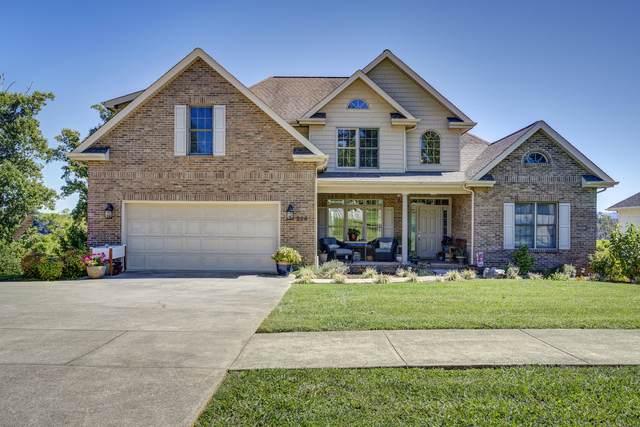 224 Michaels Ridge Boulevard, Johnson City, TN 37615 (MLS #9929228) :: Conservus Real Estate Group