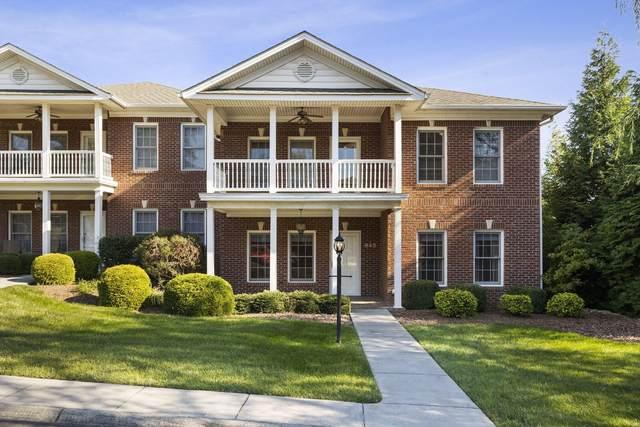 945 Morningside Drive #945, Johnson City, TN 37604 (MLS #9929235) :: Conservus Real Estate Group