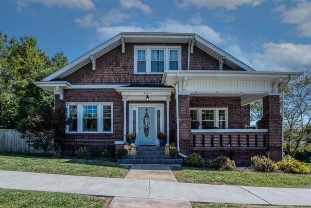 801 Park Street, Bristol, VA 24201 (MLS #9929257) :: Red Door Agency, LLC