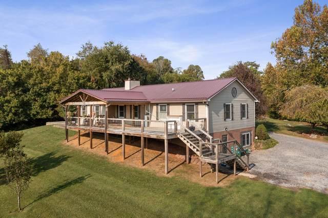 129 Gentry Hamilton Road, Gray, TN 37615 (MLS #9929317) :: Red Door Agency, LLC