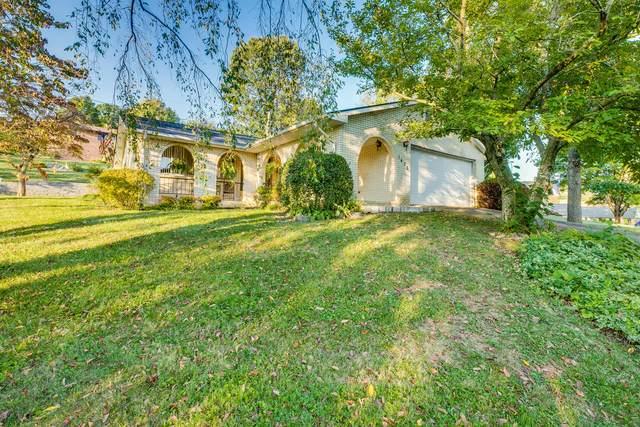 1405 Hillmont Drive, Kingsport, TN 37660 (MLS #9929349) :: Conservus Real Estate Group