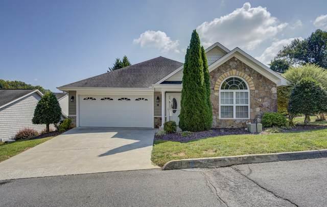 67 Hiddenbrook Lane #67, Gray, TN 37615 (MLS #9929382) :: Red Door Agency, LLC
