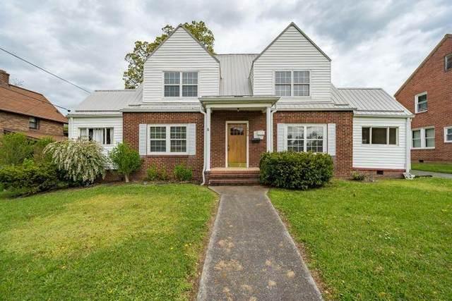 1310 Oak Street, Kingsport, TN 37660 (MLS #9929397) :: Red Door Agency, LLC