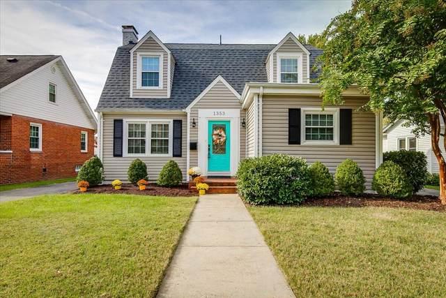 1353 Catawba Street, Kingsport, TN 37660 (MLS #9929399) :: Conservus Real Estate Group