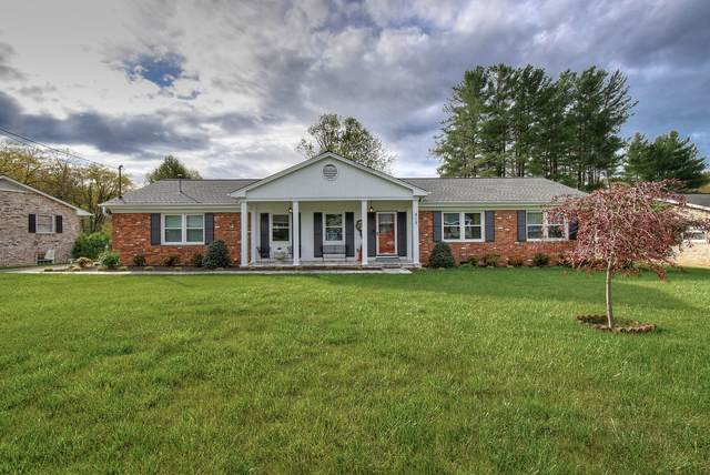 815 Sir Echo Drive, Kingsport, TN 37663 (MLS #9929409) :: Red Door Agency, LLC