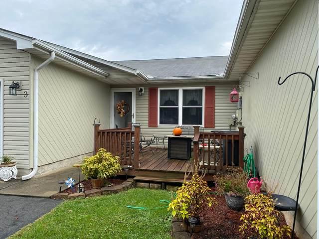 208 Hunter Hills Circle #3, Bristol, TN 37620 (MLS #9929446) :: Red Door Agency, LLC