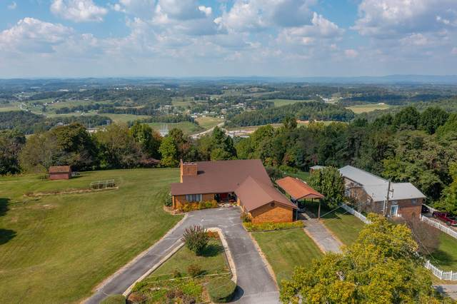 75 Panoramic View Drive, Greeneville, TN 37743 (MLS #9929484) :: Conservus Real Estate Group