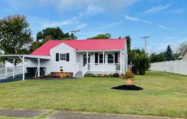 805 Glendale Road, Kingsport, TN 37664 (MLS #9929499) :: Conservus Real Estate Group