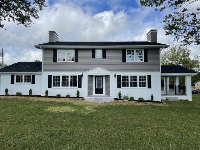 220 Greene Street, Greeneville, TN 37743 (MLS #9929547) :: Red Door Agency, LLC