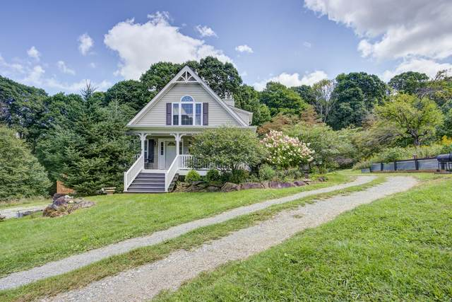 165 Big Cove Creek Road, Roan Mountain, TN 37687 (MLS #9929558) :: Conservus Real Estate Group