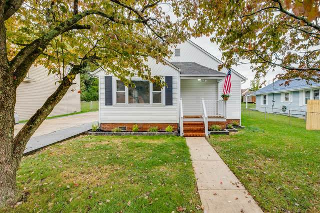 1424 Sycamore Street, Kingsport, TN 37664 (MLS #9929633) :: Red Door Agency, LLC