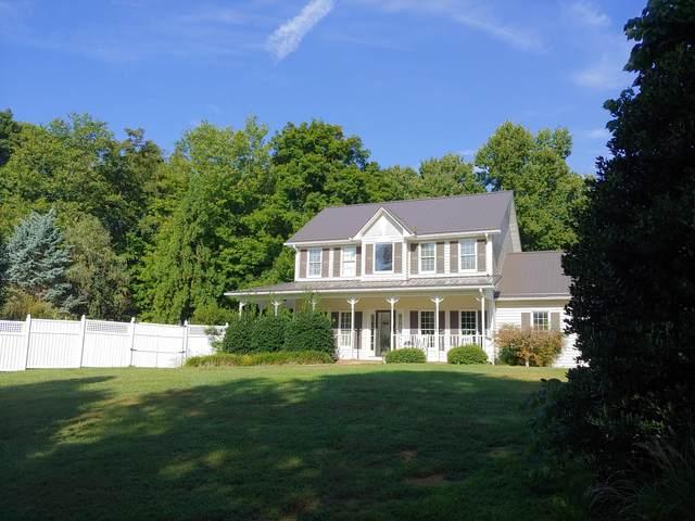 119 Quail Run, Johnson City, TN 37601 (MLS #9929690) :: Conservus Real Estate Group