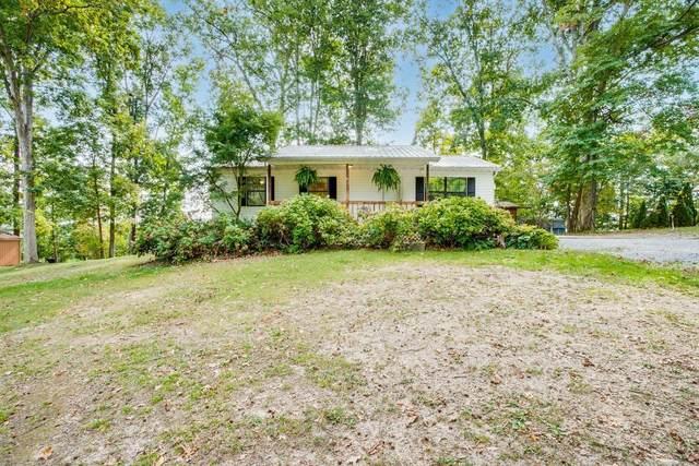 438 Oak Grove Road, Rogersville, TN 37857 (MLS #9929727) :: Conservus Real Estate Group