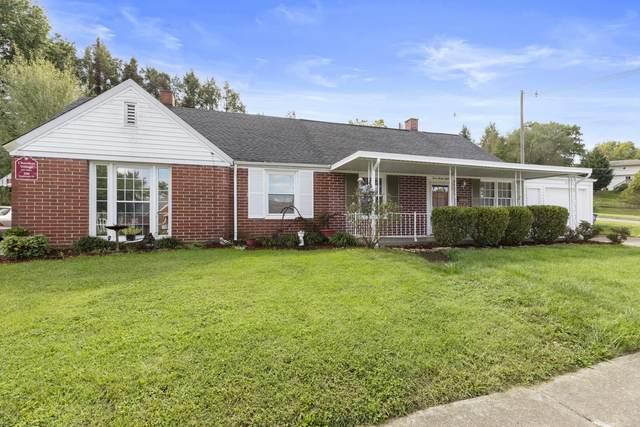 328 Sequoyah Drive, Kingsport, TN 37660 (MLS #9929749) :: Conservus Real Estate Group