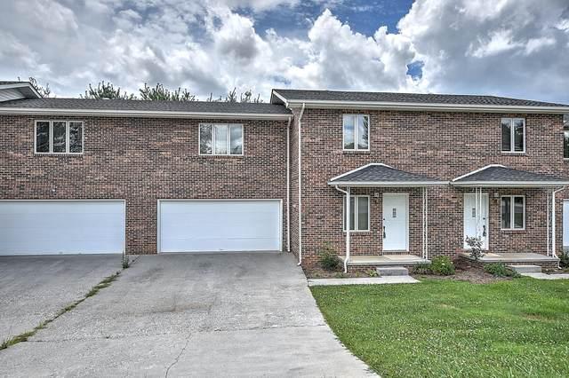 135 Meredith Circle #15, Johnson City, TN 37615 (MLS #9929773) :: Red Door Agency, LLC