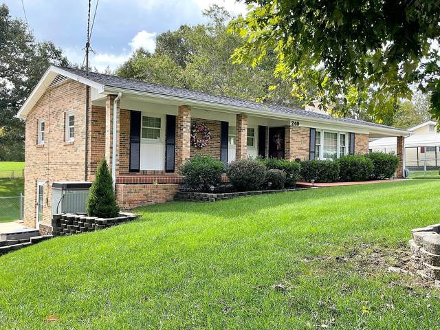 240 Christus Drive, Bluff City, TN 37618 (MLS #9929774) :: Red Door Agency, LLC