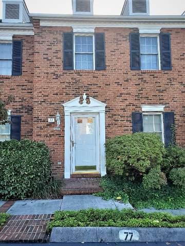 400 Sunset Drive #077, Johnson City, TN 37604 (MLS #9929787) :: Red Door Agency, LLC