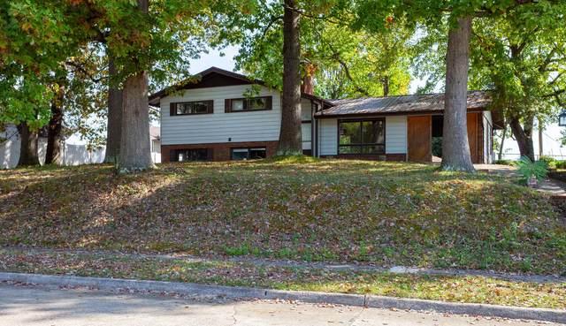1932 Oakwood Drive, Kingsport, TN 37664 (MLS #9929871) :: Red Door Agency, LLC