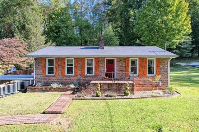 109 Rolling Hills Road, Erwin, TN 37650 (MLS #9929874) :: Conservus Real Estate Group