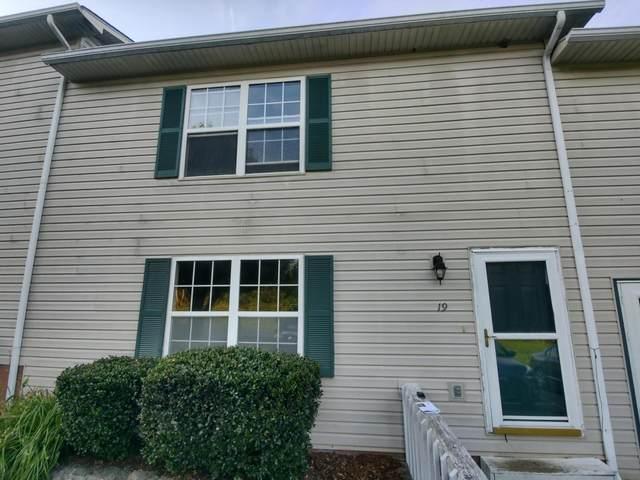 1700 Lone Oak Road #19, Johnson City, TN 37604 (MLS #9929904) :: Red Door Agency, LLC