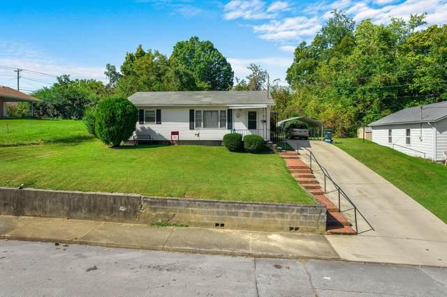 338 Davis Street, Greeneville, TN 37743 (MLS #9929957) :: Red Door Agency, LLC