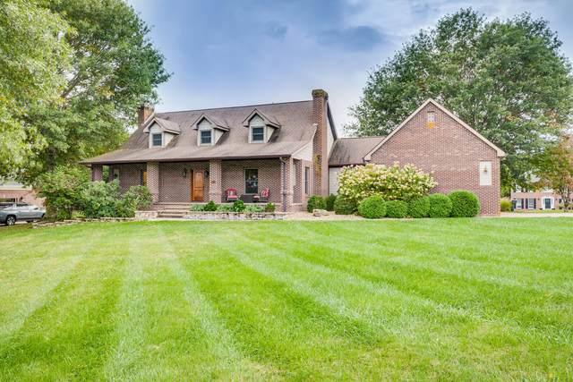 322 Winterham Drive, Abingdon, VA 24211 (MLS #9929968) :: Red Door Agency, LLC