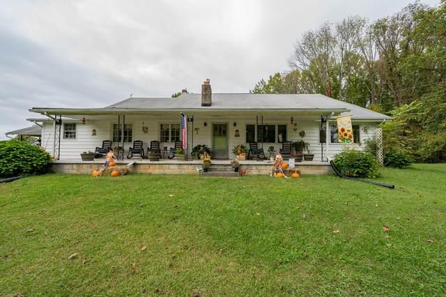 357 Webb Road, Piney Flats, TN 37686 (MLS #9929969) :: Red Door Agency, LLC
