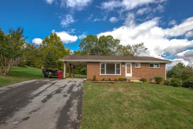 1417 Valley View Drive, Johnson City, TN 37601 (MLS #9929991) :: Tim Stout Group Tri-Cities