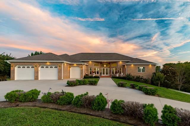 231 Roanoke Drive, Surgoinsville, TN 37873 (MLS #9930043) :: Red Door Agency, LLC