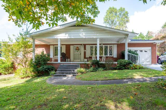 1303 Lakeview Drive, Johnson City, TN 37601 (MLS #9930070) :: Highlands Realty, Inc.