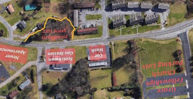 2301 Greenwood Drive, Johnson City, TN 37604 (MLS #9930073) :: Conservus Real Estate Group