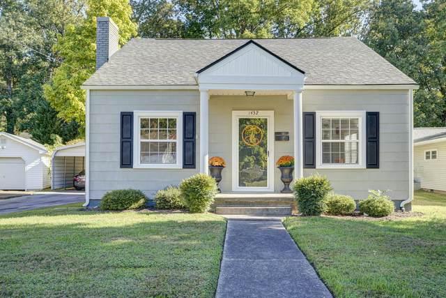 1432 Valley Street, Kingsport, TN 37660 (MLS #9930162) :: Red Door Agency, LLC