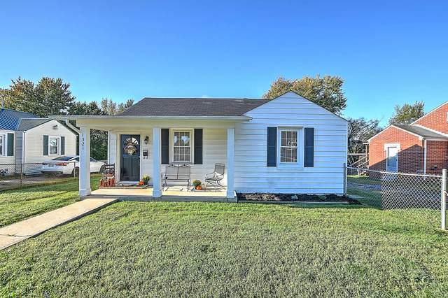 1321 Magnolia Avenue, Kingsport, TN 37664 (MLS #9930175) :: Red Door Agency, LLC